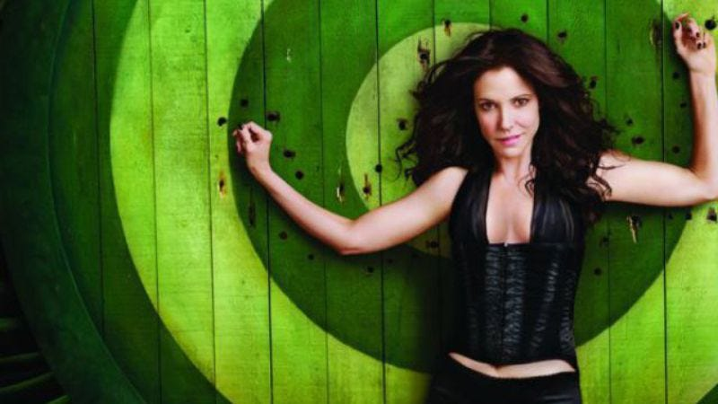 Illustration for article titled Weeds' Mary-Louise Parker might star in new Showtime series