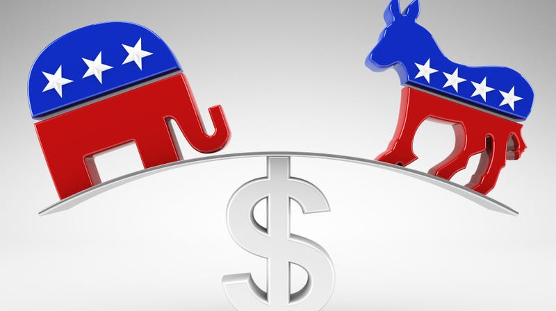 Illustration for article titled Republicans Control the Poorest States, Democrats Control States With Highest Earners: Report