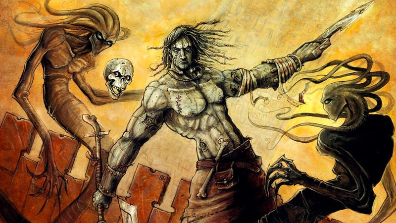 Illustration for article titled Why People Love Planescape: Torment