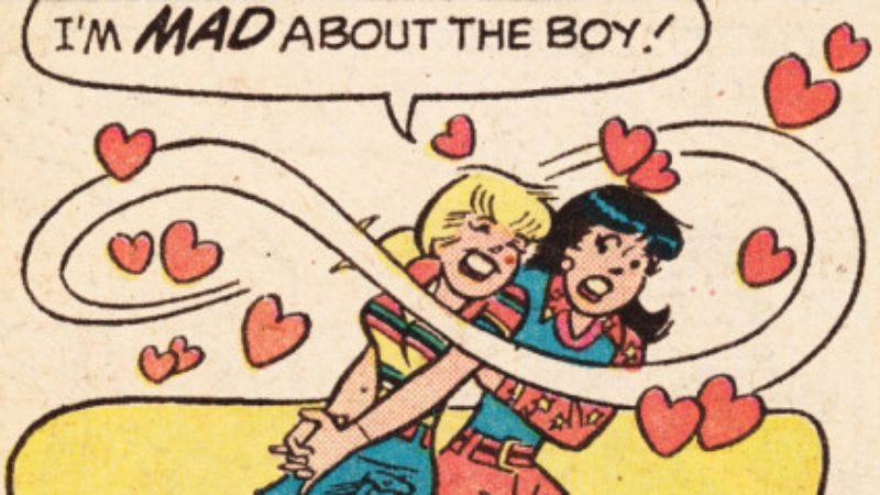 Illustration for article titled Lena Dunham is plotting a feminist Archie reboot