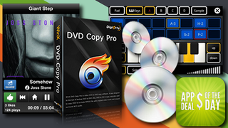 Illustration for article titled Daily App Deals:  Get WinX DVD Pro for a Limited Time Free in Today's App Deals