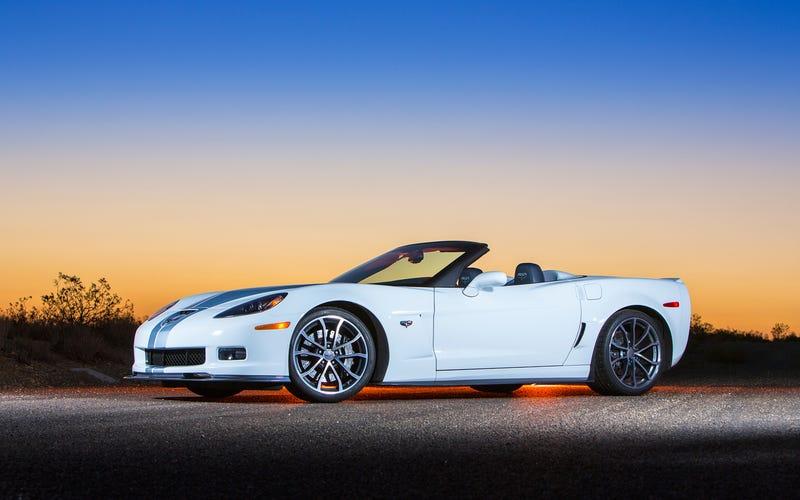 Illustration for article titled The C6 Corvette 427 Convertible is the best modern Corvette