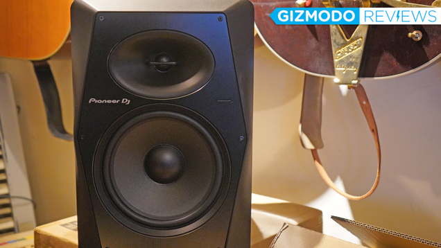 Pioneer s Studio Speakers Won t Fit On Your Desk, but They Sure Sound Amazing