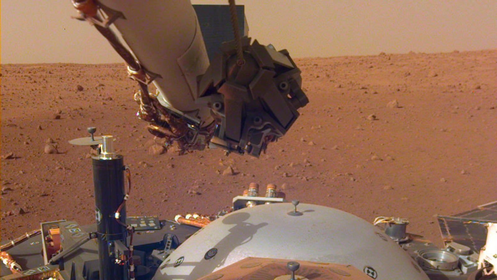 mars insight landing on tv - photo #18