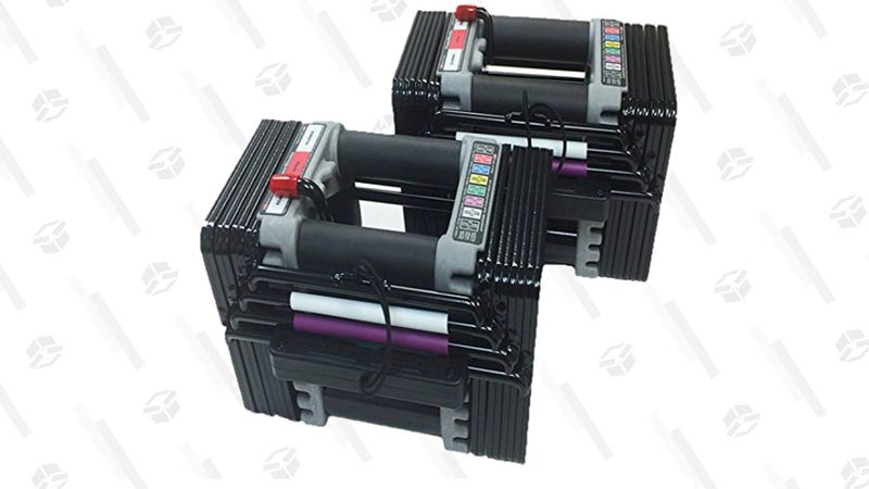Set de pesas PowerBlock de 50 libras | $238 | Amazon