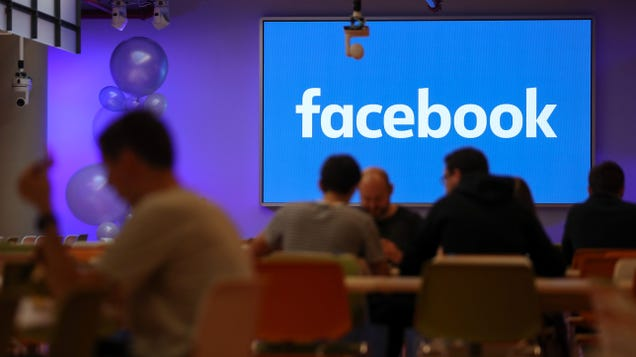 Facebook Adds Blackface to List of Prohibited Content It Might Get Around to Enforcing