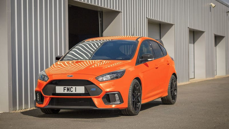 Illustration for article titled Ford Focus RS Production Will End In April