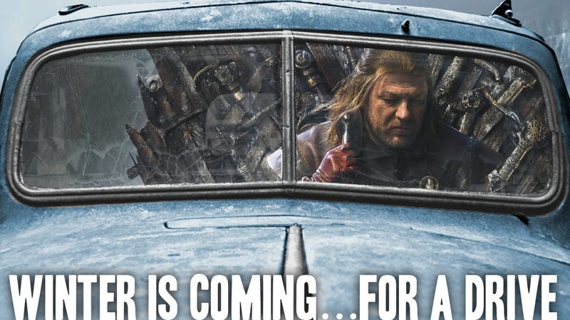 Illustration for article titled The Cars That Should Be In 'Game Of Thrones'