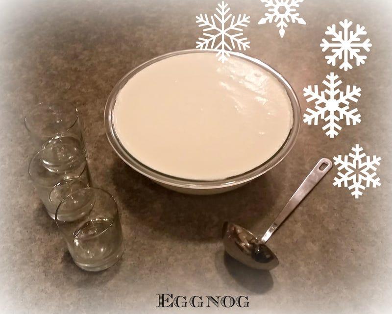 Illustration for article titled You guise I made eggnog!