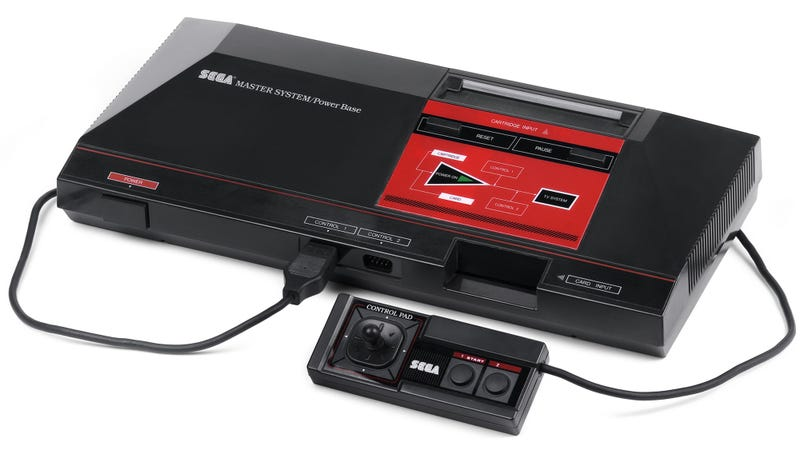 Illustration for article titled Collecting Sega Master System Games Is A Huge Pain In The Ass