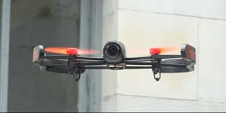 Illustration for article titled Parrot's New Bebop Drone Wants to Be Your Eyes in the Skies