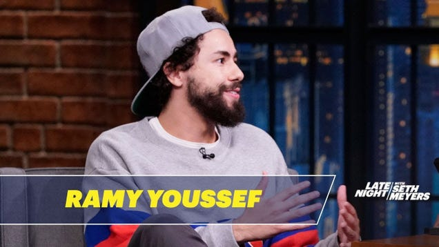 On Late Night, Ramy Youssef explains the insult of being called a moderate Muslim