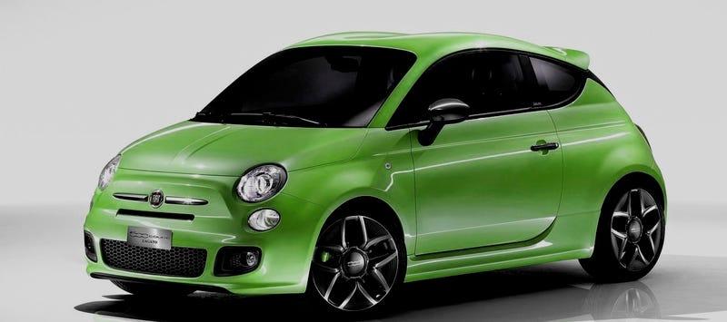 Illustration for article titled Fiat 500