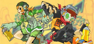 Illustration for article titled What Jet Grind Radio For Wii Might Have Looked Like