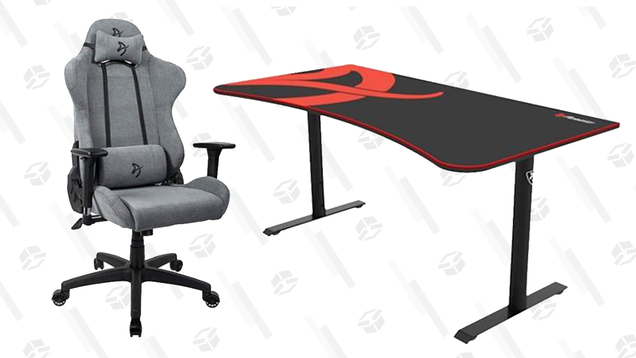 Save Up to $150 on Gaming Desks and Chairs and Redecorate Your Gamer Life