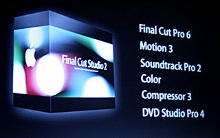 Illustration for article titled Apple Rolls Out Final Cut Studio 2: First Impressions
