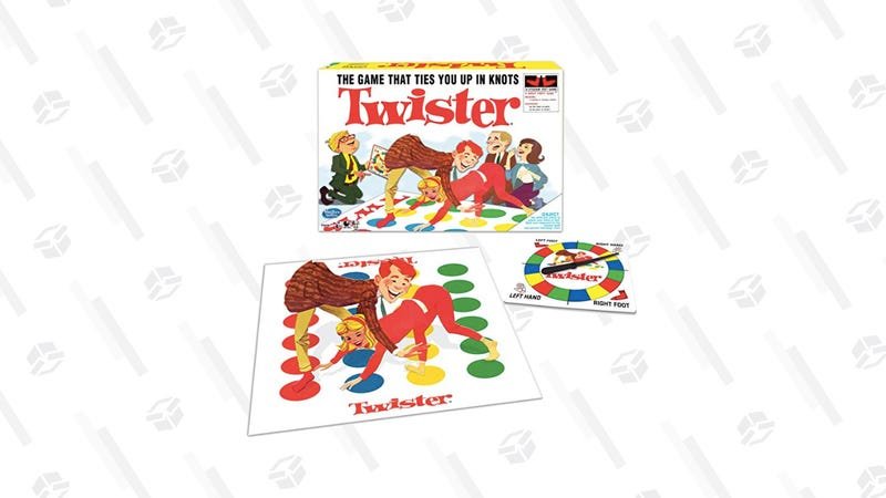 Winning Moves Games Classic Twister | $12 | Amazon