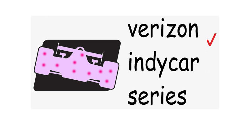 Illustration for article titled We Fixed IndyCar's New Uninspiring Logo