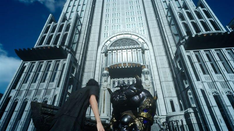 Illustration for article titled Final Fantasy XV's New DemoIs Delightful