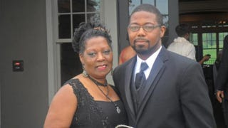 Damon Young with his momCourtesy of Damon Young