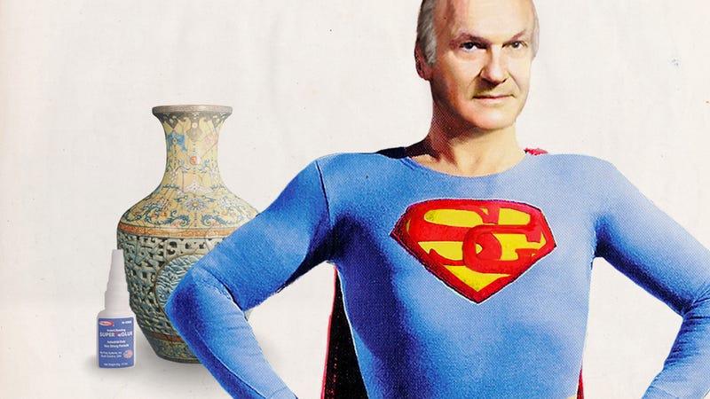 Illustration for article titled Accidental Inventor of Super Glue Dead at 94