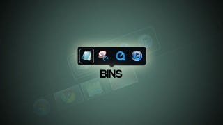 Illustration for article titled Bins Creates Stacks of Applications in Your Windows 7 Taskbar