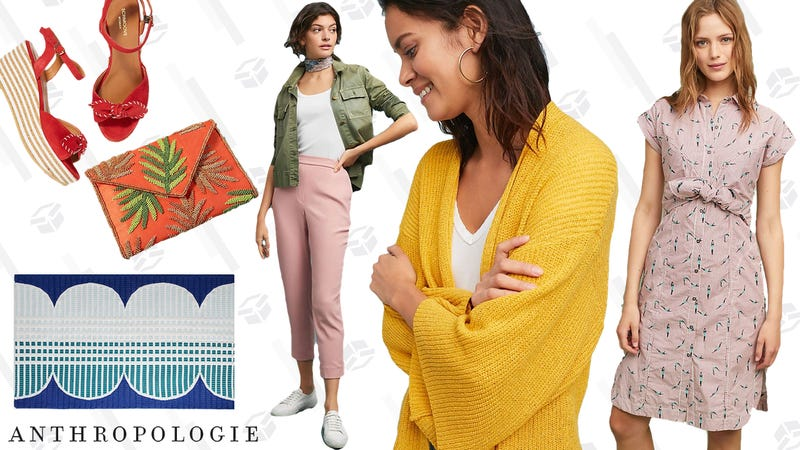 Extra 40% off sale items   Anthropologie