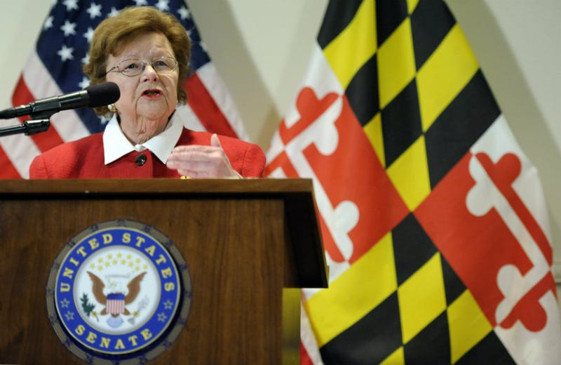 Illustration for article titled Sen. Barbara Mikulski, Longest-Serving Woman in Congress, Will Retire