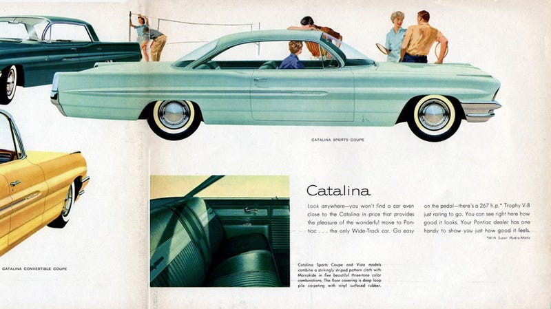 Illustration for article titled Building A Road-Racing 1961 Pontiac Catalina