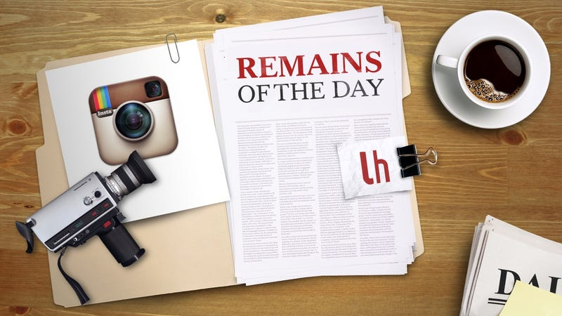Illustration for article titled Remains of the Day: Instagram Now Supports 60-Second Videos