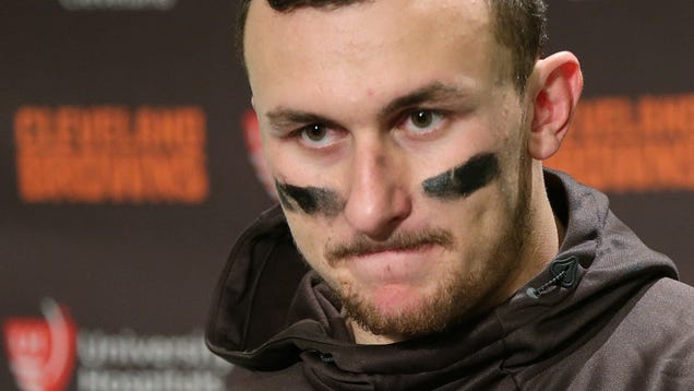 "Johnny Manziel's Father On ""Druggie"" Son: ""I Hop…"