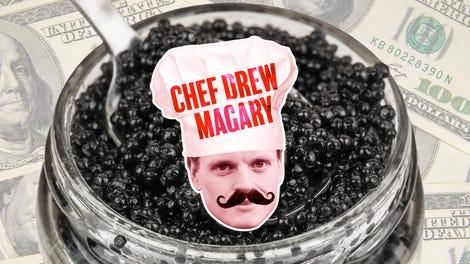 Ethical caviar