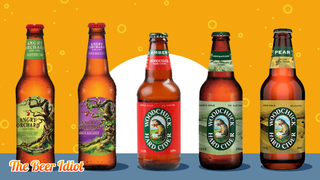 Illustration for article titled Hard Cider Smackdown: Woodchuck Vs. Angry Orchard Vs. Your Sense Of Shame