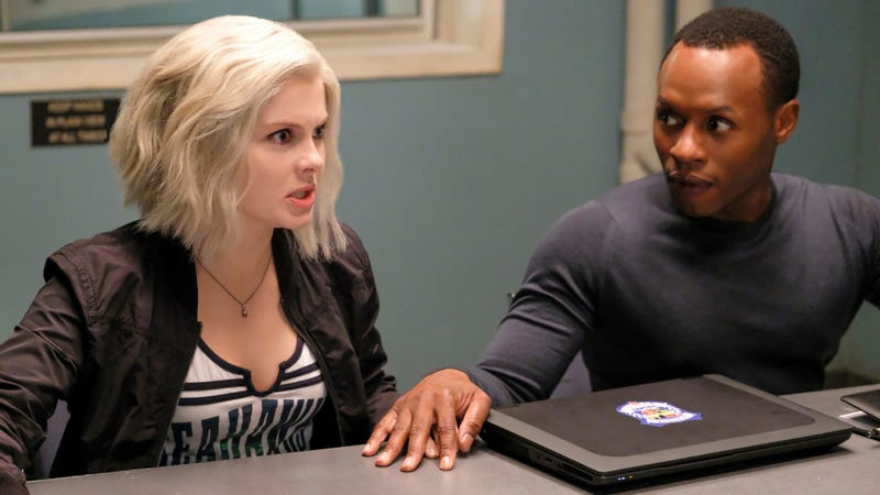 Illustration for article titled With Seattle on lockdown, iZombie enters a new world order