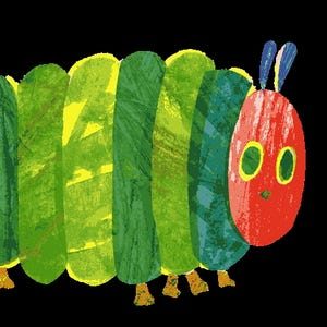 Very Hungry Jennibeth-erpillar