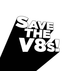 Save the V8s