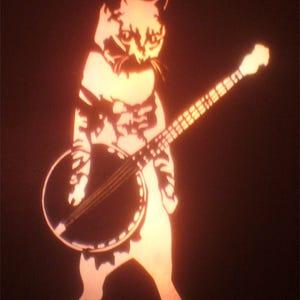 banjo cat ghost of oppo past