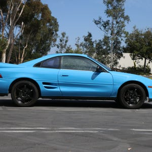 Is the MR2 Blue Enough?