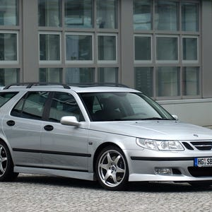 Saab wagon is best wagon-now with no Chinese funding at all