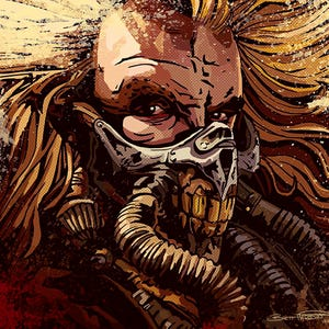 Immortan Joe Versus The Volcano