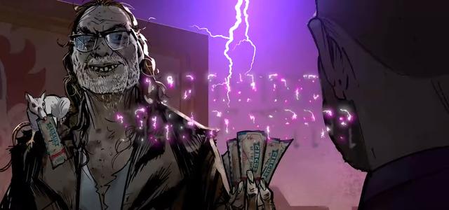 Creepshow получает анимацию в предстоящем выпуске на Хэллоуин