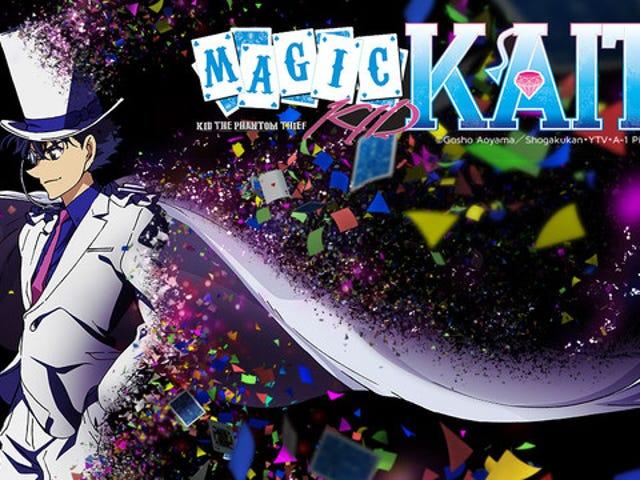 Blok Ani-TAY: Crunchyroll kini disiarkan Magic Kaito 1412