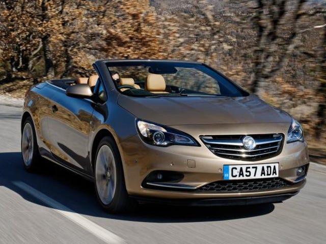 Vauxhall / Opel / Holden / Buick Cascada