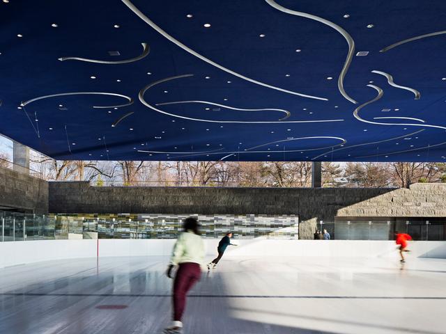 Американские архитекторы выбрали 11 лучших зданий года