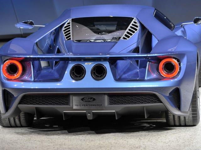 ¿Qué motor te gustaría en tu GT? [W / Poll]