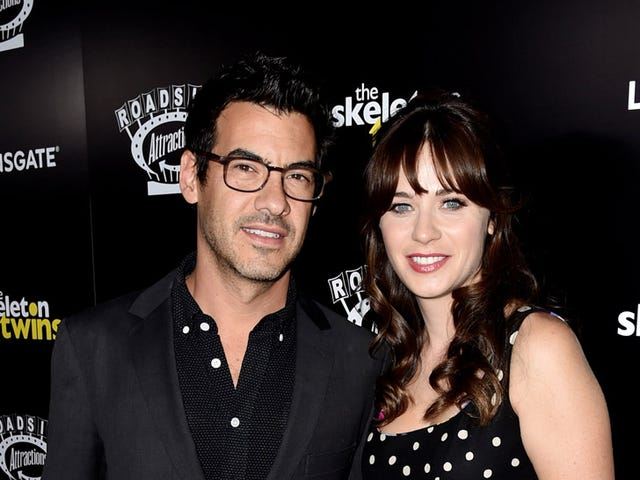 Zooey Deschanel Is Pregnant With a Manic Pixie Dream Baby