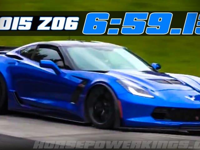 Z06 Sub-7 minuto 'Ring lap?