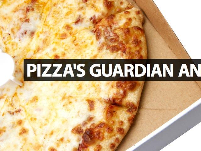 Dat plastic ding in je pizzadoos is 30 jaar geleden uitgevonden