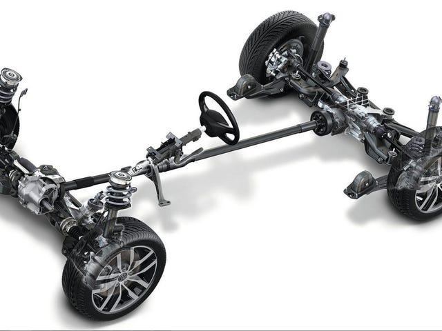 ¿Cuál fue el primer coche deportivo AWD?