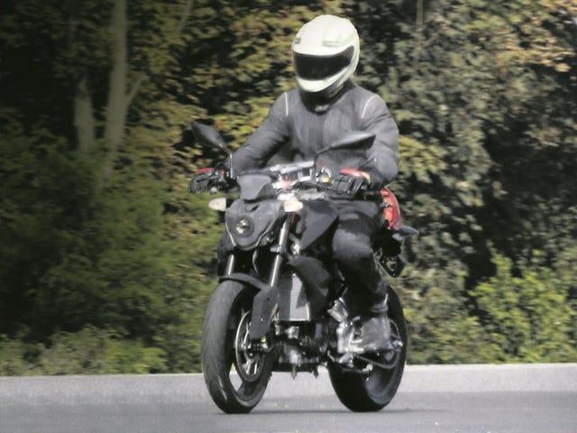 SPIED: Is BMW Testing A 300cc Entry-Level Bike?